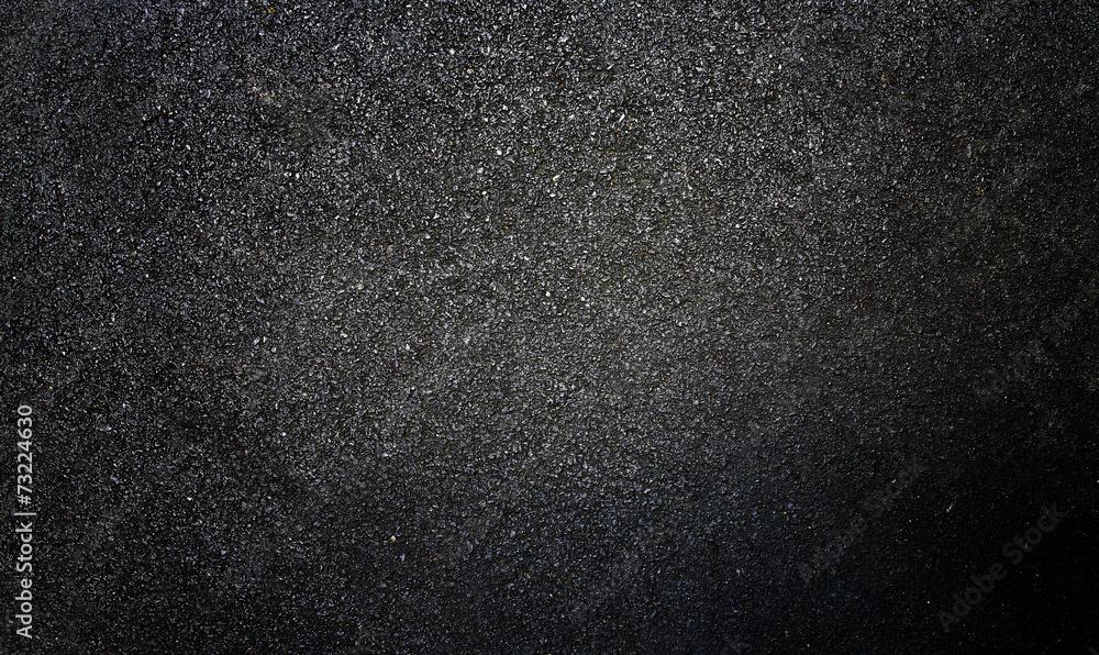Fototapeta background texture of rough asphalt