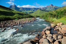Drakensberg Mountains, Royal N...