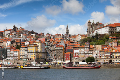 Spoed Foto op Canvas Mediterraans Europa City of Porto in Portugal
