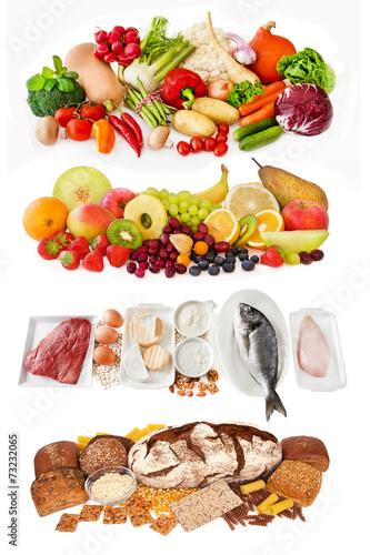 Fotografía  Gesunde Ernährung