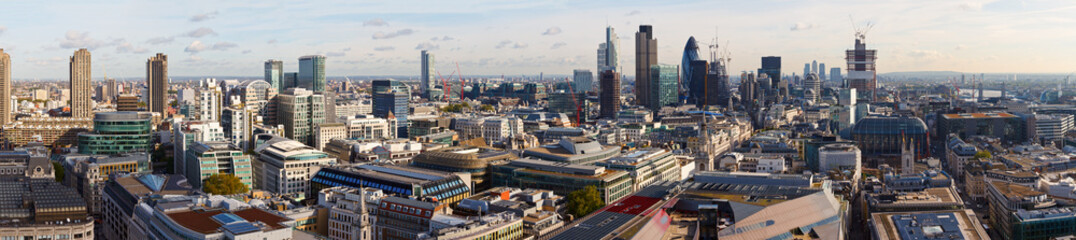 FototapetaCity of London panorama