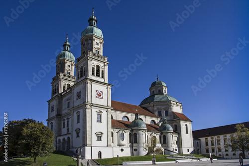 Fotografering Basilika St. Lorenz