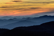 Layers Of The Blue Ridge Mount...