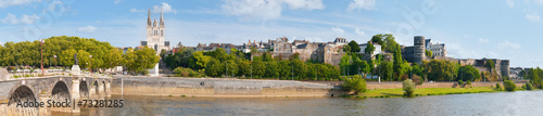 Photo Panorama of Angers