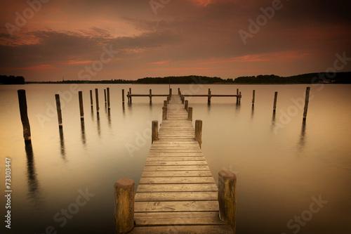 Fotografia  Ruhe für Geist und Seele