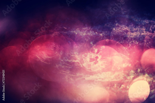 Foto op Aluminium Texturen pink blue abstract texture