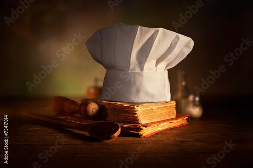 Fotografia capello da cuoco