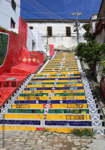 Cadres-photo bureau Rio de Janeiro Fliesentreppe Rio de Janeiro
