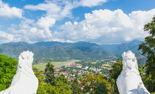 The Statue Of Mae Hong Son