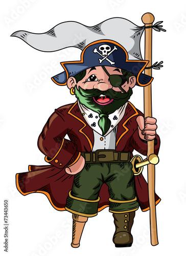 Fotobehang Piraten pirates