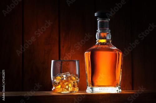 Fotografie, Obraz  Whisky