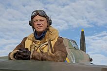 World War Two RAF Pilot