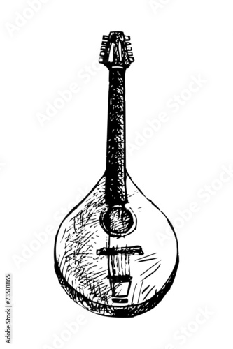Photo Mandolin