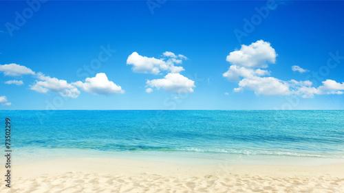 Staande foto Zee / Oceaan sea