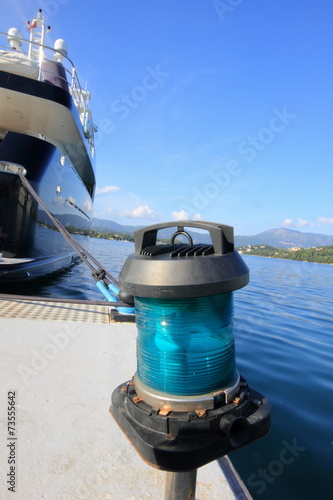 Foto op Plexiglas Water Motor sporten navigation