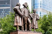 George Washington, Robert Morr...