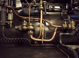 vintage machinery - 73594473