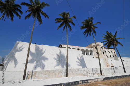 Photographie  Ghana: Elmina Castle World Heritage Site, History of Slavery