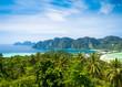 Exotic Backdrop Vacation Wallpaper