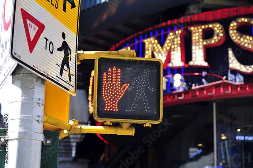 SIGNALISATION NEWYORK