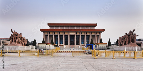 Photo  CN Tiananmen Mao Entry