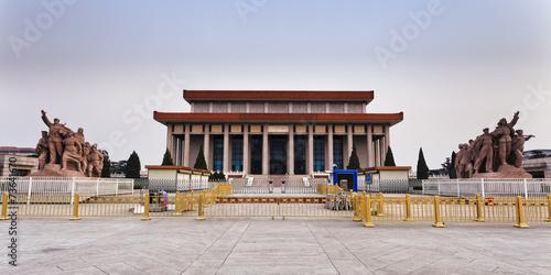 Fotografia, Obraz  CN Tiananmen Mao Entry