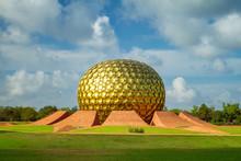 Matrimandir - Golden Temple In...