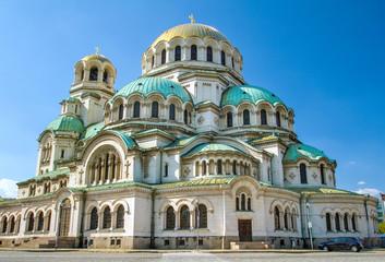 Katedra Aleksandra Newskiego w Sofii, Bułgaria