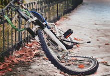 Abandoned Bycicle