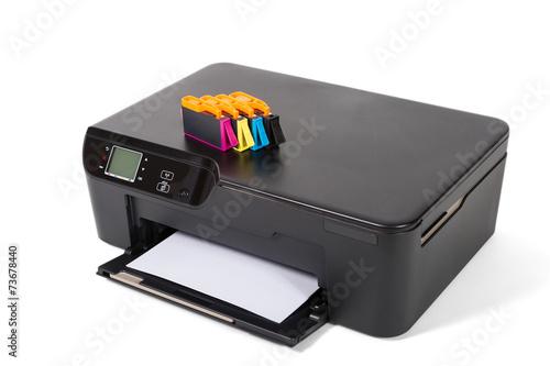 Fotografía  Impresora, escáner, copiadora