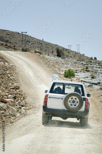Fotobehang Midden Oosten Jebel Akhdar