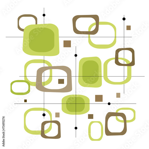 retro-limonkowe-i-brazowe-kwadraty