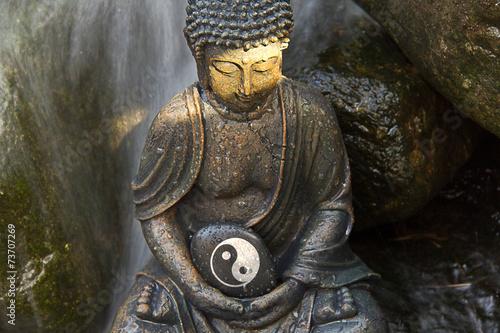 Yin & Yang Tapéta, Fotótapéta