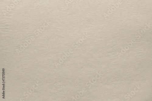 Fotografia  smooth texture blank paper of light beige color