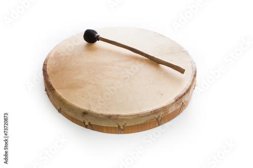Fotografía  shaman drum