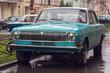 Retro car Volga