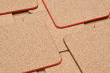 Set Of Coaster Cork Pads For P...