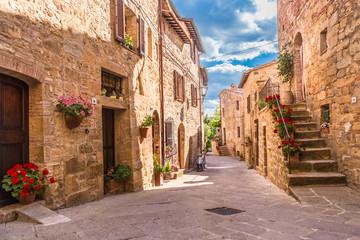 Fototapeta Medieval Street
