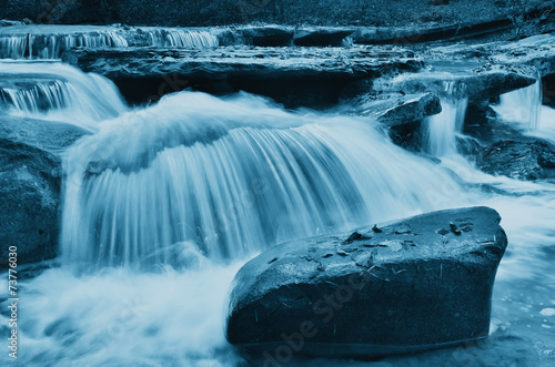 rocks and water - 73776030