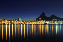 Night View Lagoon Rodrigo De F...