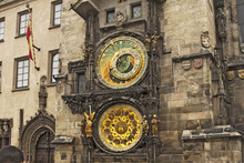 Astronomical Clock At The Old ...