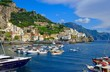 canvas print picture - Amalfi 03