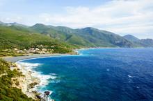 Mer Méditerranée En Corse