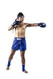 Zawodnik tajskiego boksu