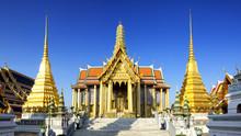 Wat Phra Kaeo, Temple Of The E...