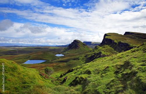 Keuken foto achterwand Noord Europa Schottland, Highlands