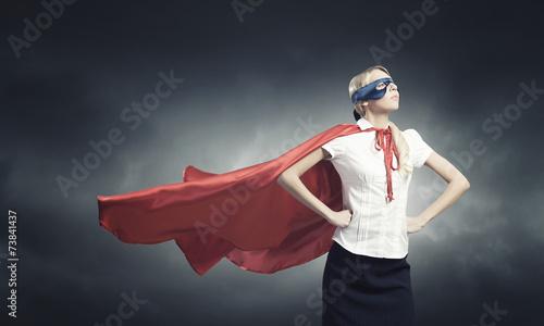 Cuadros en Lienzo Super woman