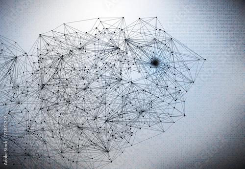 Fotografie, Obraz  Computing concept