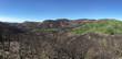 La Gomera - Landschaft nach dem Brand 2012