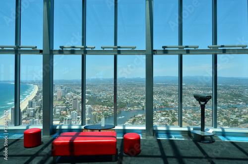 SkyPoint Observation Deck Fototapet